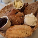 Cream Scone, Carrot Poundcake, Blueberry Muffin...Oh My!