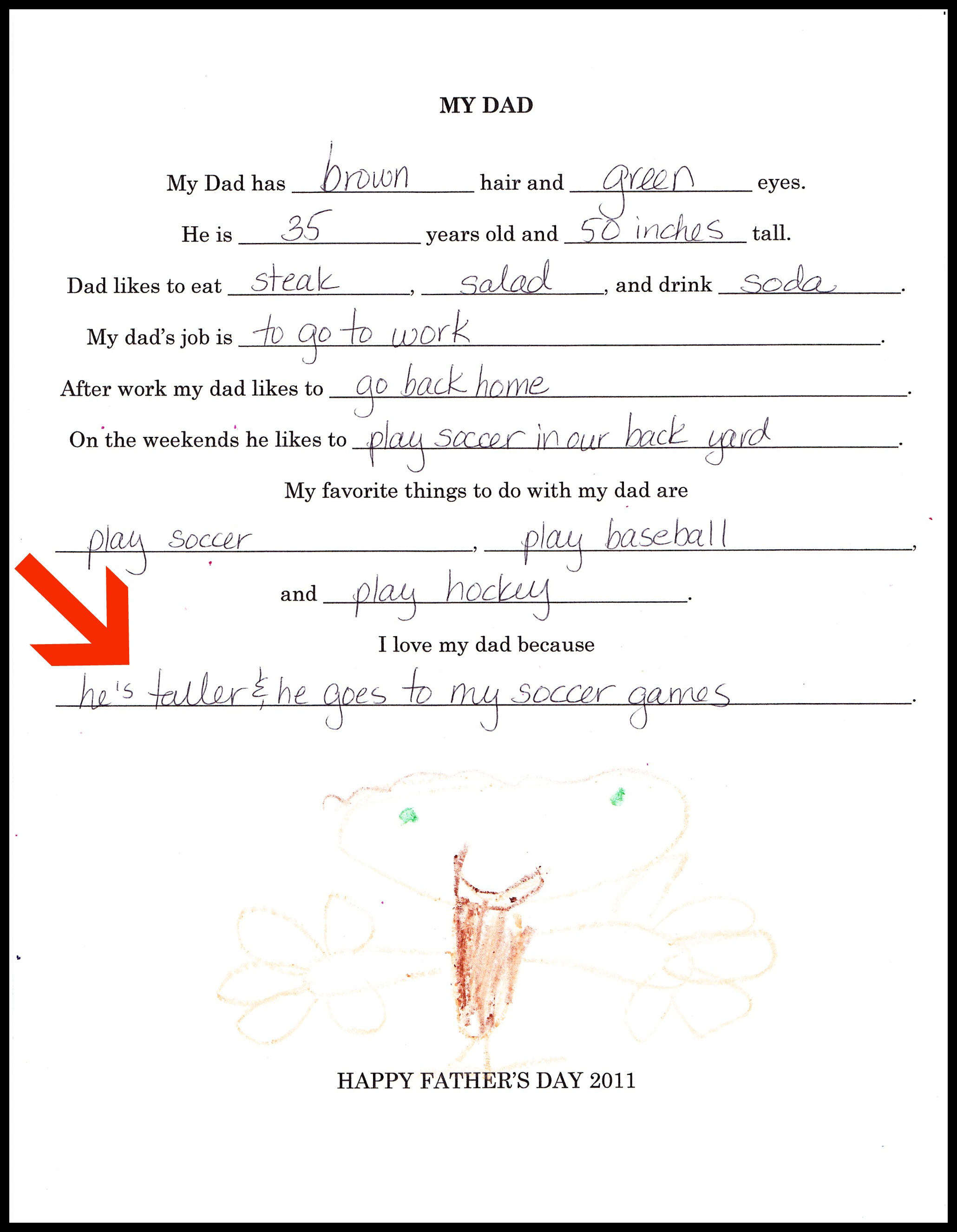 Happy Father\'s Day: I PROMISE They Are Both Your Kids - Let Me Start ...