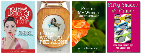 Kim Bongiorno Books @LetMeStart #author