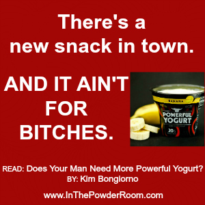 Powerful Yogurt by @LetMeStart on @InThePowerRoom