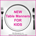New #manners for kids by @LetMeStart on @InThePowderRoom #etiquette