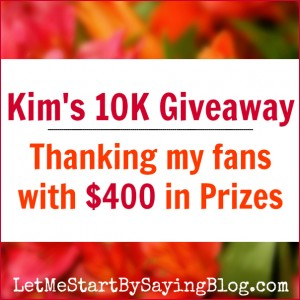 A Thank You #Giveaway on @LetMeStart