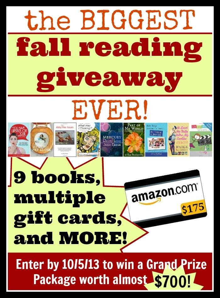 Biggest Fall Giveaway EVER on @letmestart