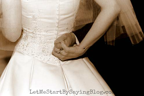 Wedding Hands October 2013 @letmestart