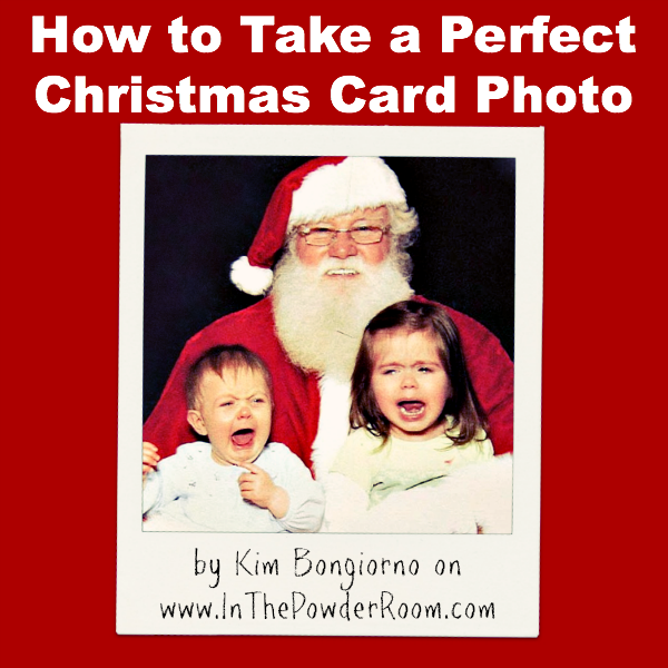 The Perfect Christmas Card - Let Me Start By Saying