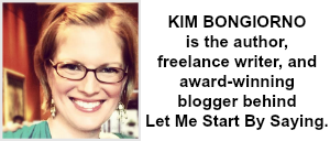 CLICK to learn more about Kim Bongiorno