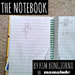 The Notebook by Kim Bongiorno on Mamalode