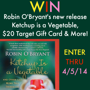 Win Robin OBryants Ketchup is a Vegetable via @LetMeStart