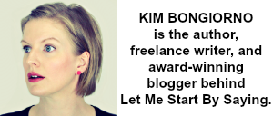 CLICK to learn more about Kim Bongiorno 2014