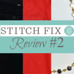 My Second Stitch Fix Experience