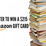 20 Must-Read Books and a $215 Amazon Gift Card Giveaway