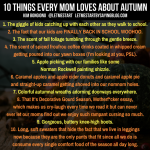 Things I Love About Autumn, Like Eating a Lot and Swearing