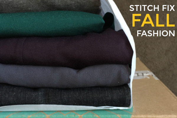 Fall Stitch Fix Review by @letmestart