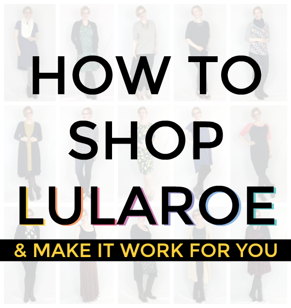 How to Shop LuLaRoe and Make it Work for You | with Kim Bongiorno and LuLaRoe Lauren Franklin