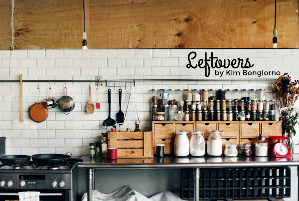Leftovers   What stays behind after everyone has left the holiday celebrations. A story about family by @letmestart