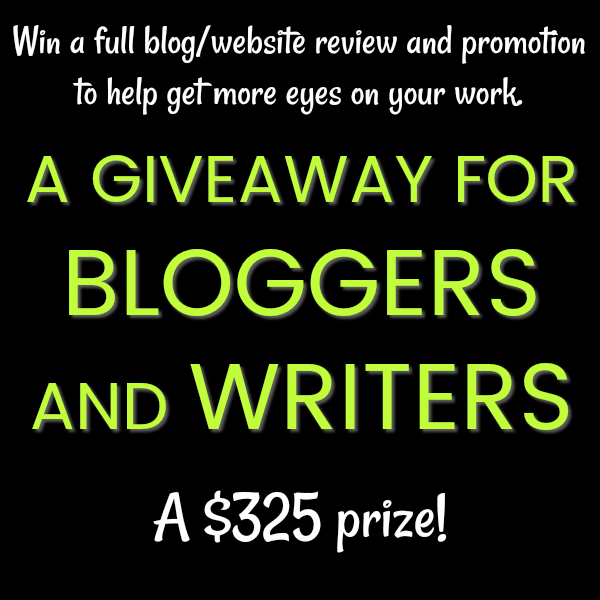 A giveaway for bloggers and writers from @letmestart | free website consultation