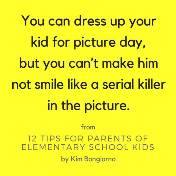 12 Tips for Parents of Elementary School Kids by @letmestart | Advice for the elementary years by someone who learned it all the hard way. | LOL for mom and parenting humor