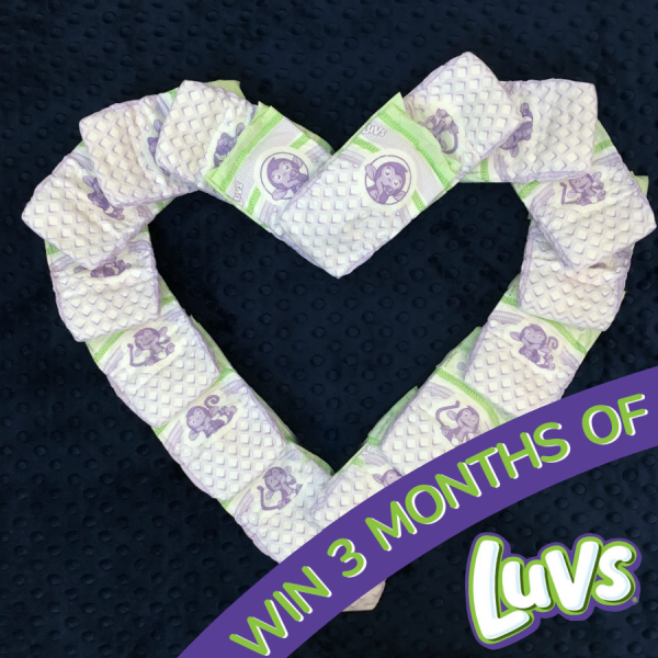 Win three months of Luvs diapers via letmestart and laugh about the difference between First Time Parents and Second Time Parents @letmestart #sponsored | LOLs for mom and family