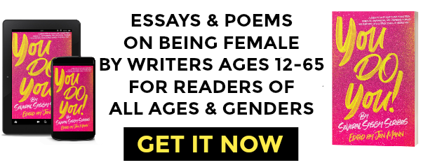 YOU DO YOU An anthology of empowering essays and poems by authors and 12 to 65 for readers of all ages and genders Featuring @letmestart